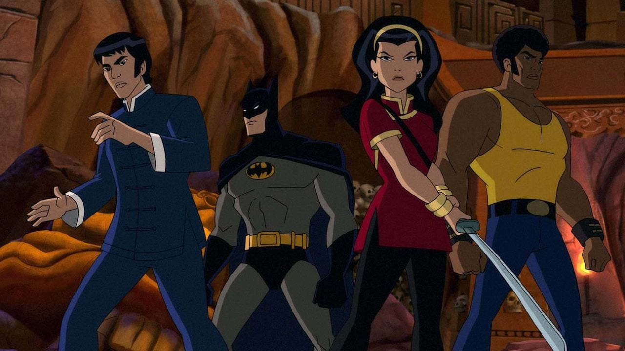 Batman: Soul of the Dragon - una clip del film d'animazione in uscita