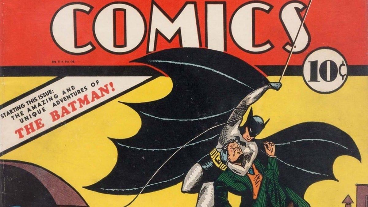 Batman: venduto ad una cifra record il primo albo con l'eore DC Comics
