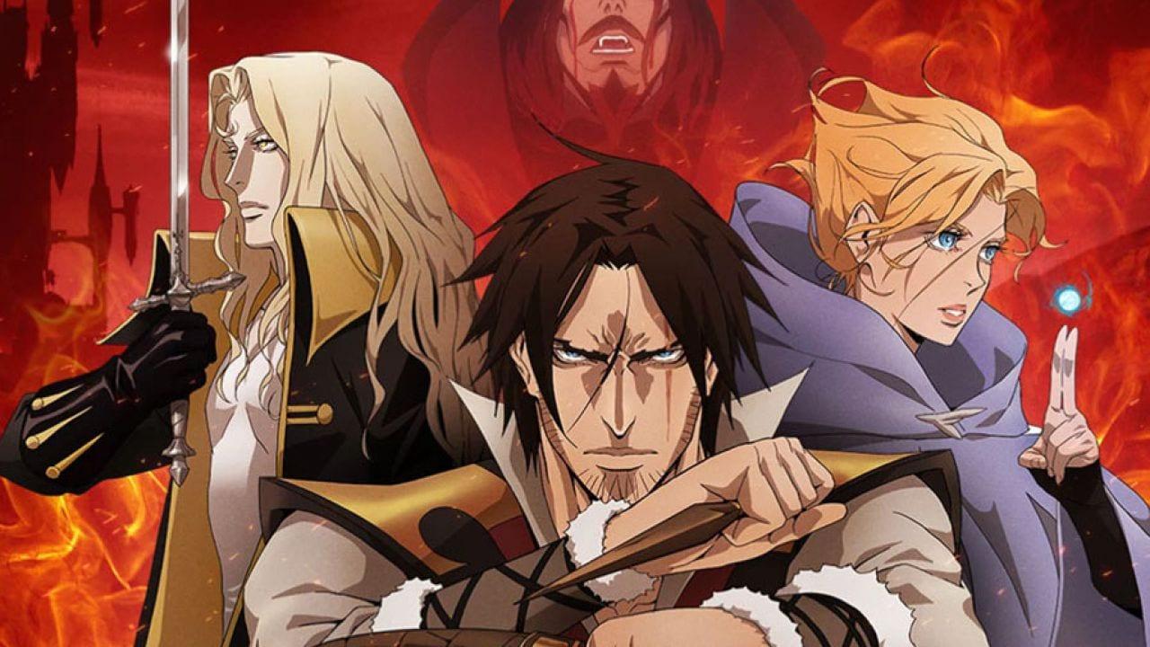Castlevania: la serie animata finirà con la quarta stagione
