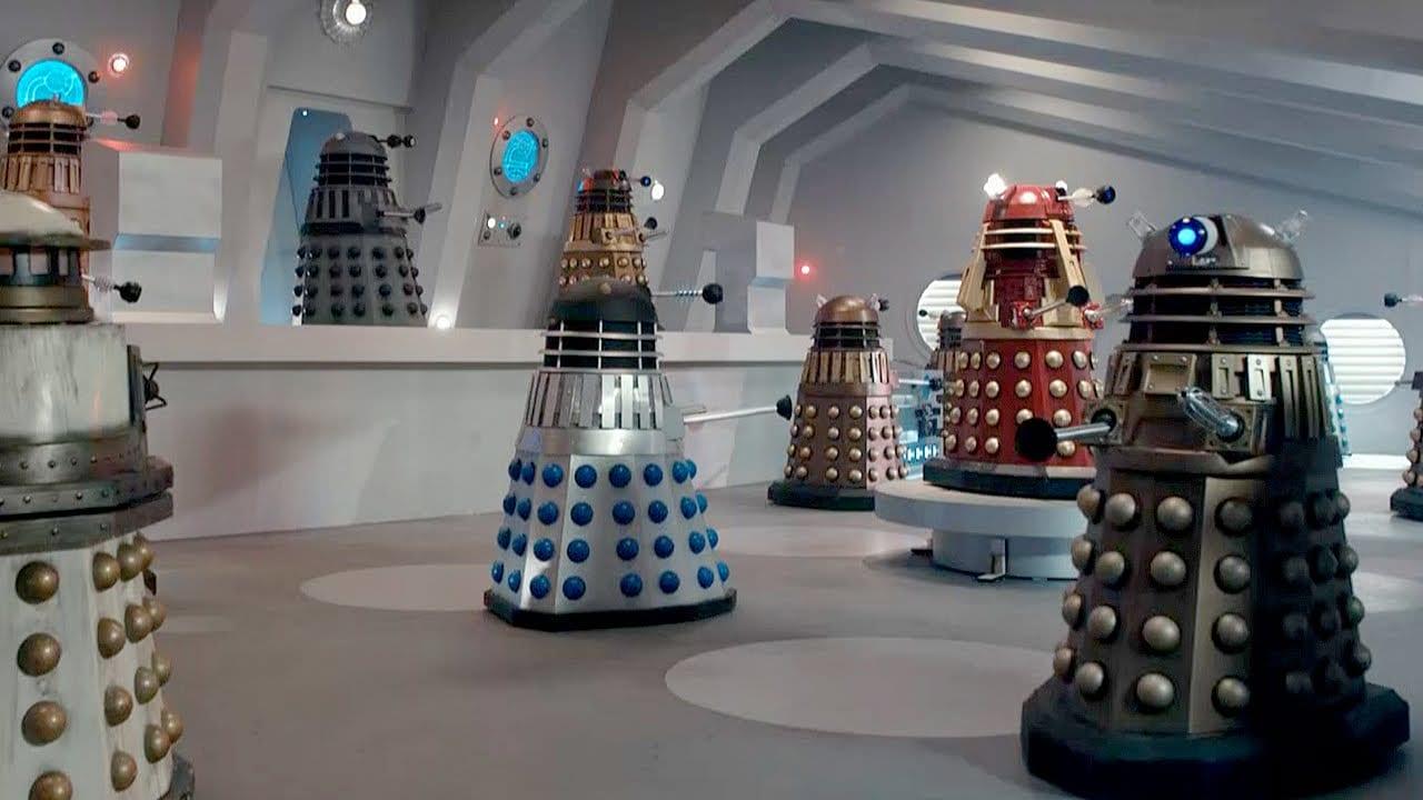 Doctor Who: è stato svelato il nuovo look dei Dalek