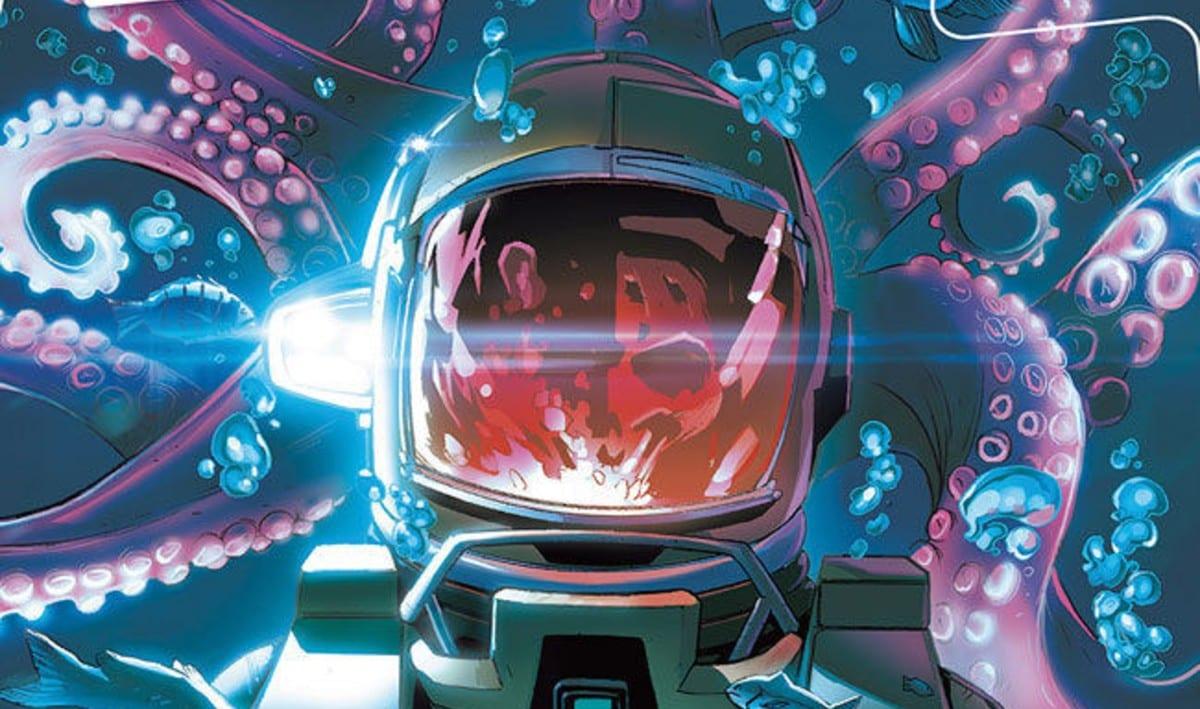 Deep Beyond, il nuovo fumetto di Mirka Andolfo per Image Comics