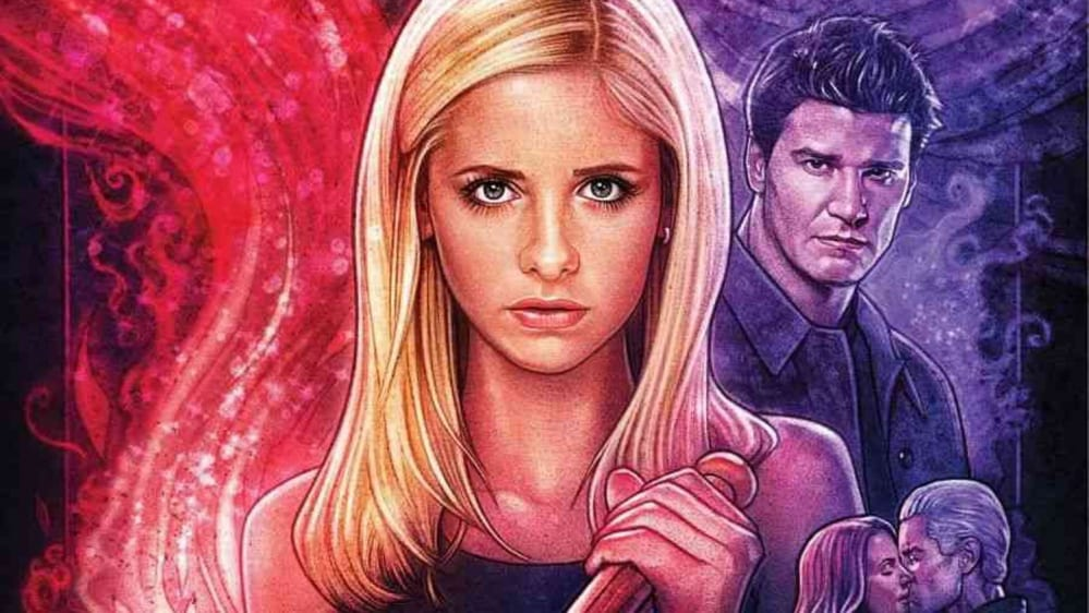 Angel, Buffy