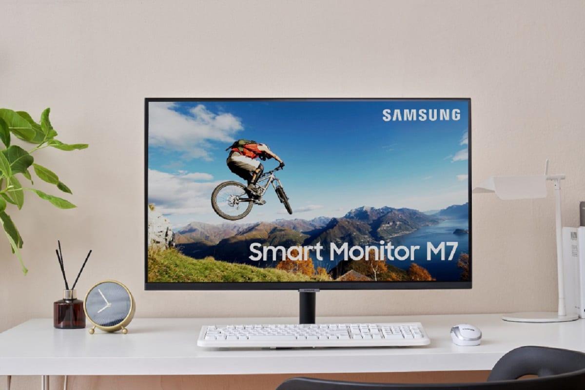 Samsung Smart Monitor: un po' smart TV un po' PC