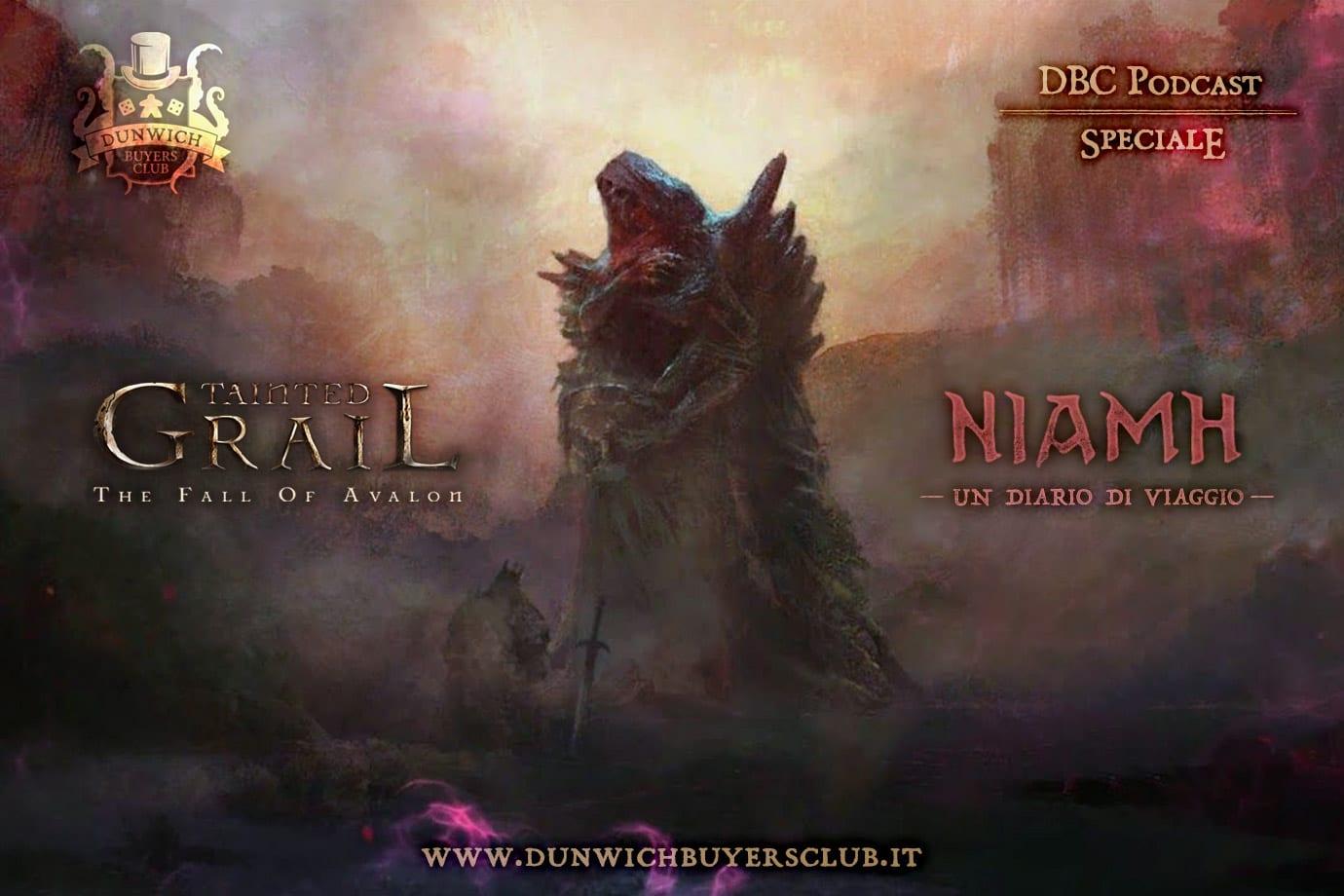 Speciale Tainted Grail – Diario di viaggio