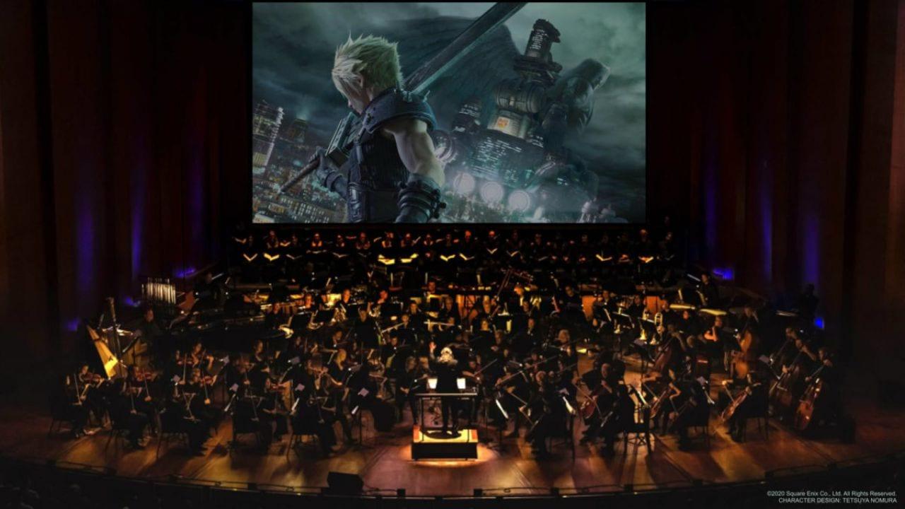 Final Fantasy VII Remake Orchestra ecco le date rimandate al 2021