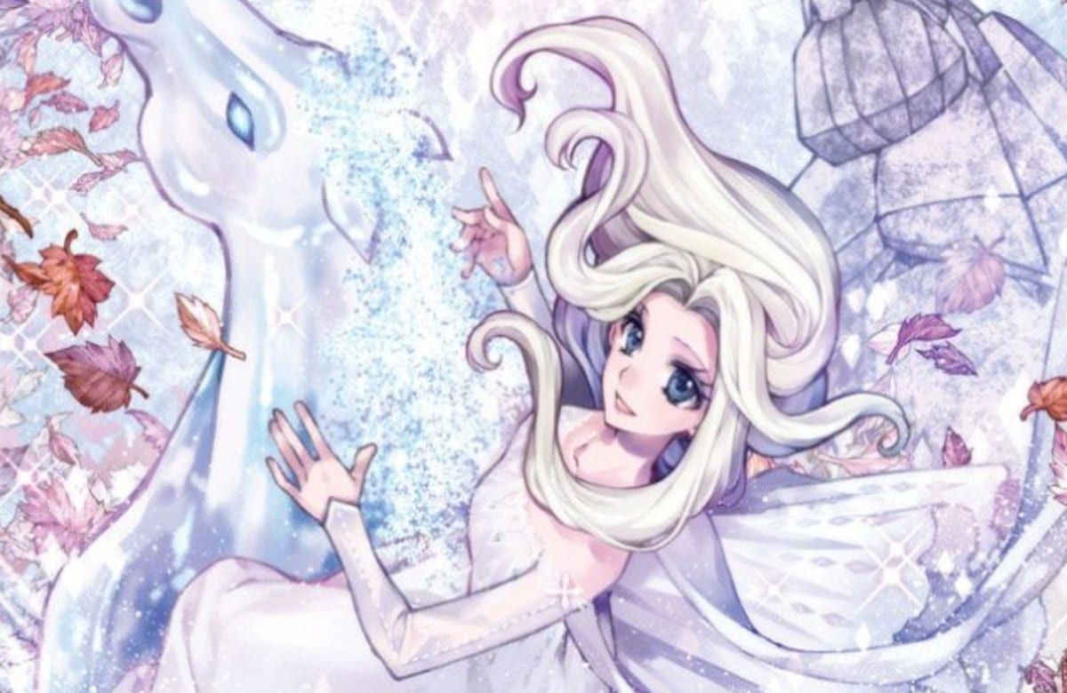 Frozen 2 - il segreto di Arendelle: il classico Disney diventa un manga