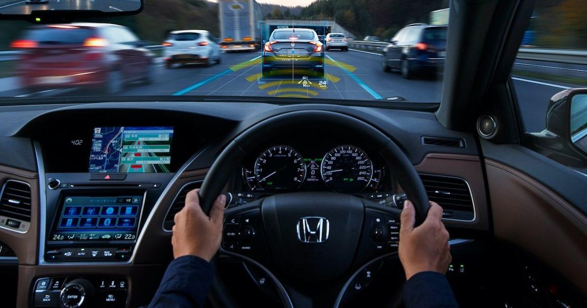 """Honda: """"Arriveremo alla guida autonoma Level 3 prima di tutti gli altri"""""""