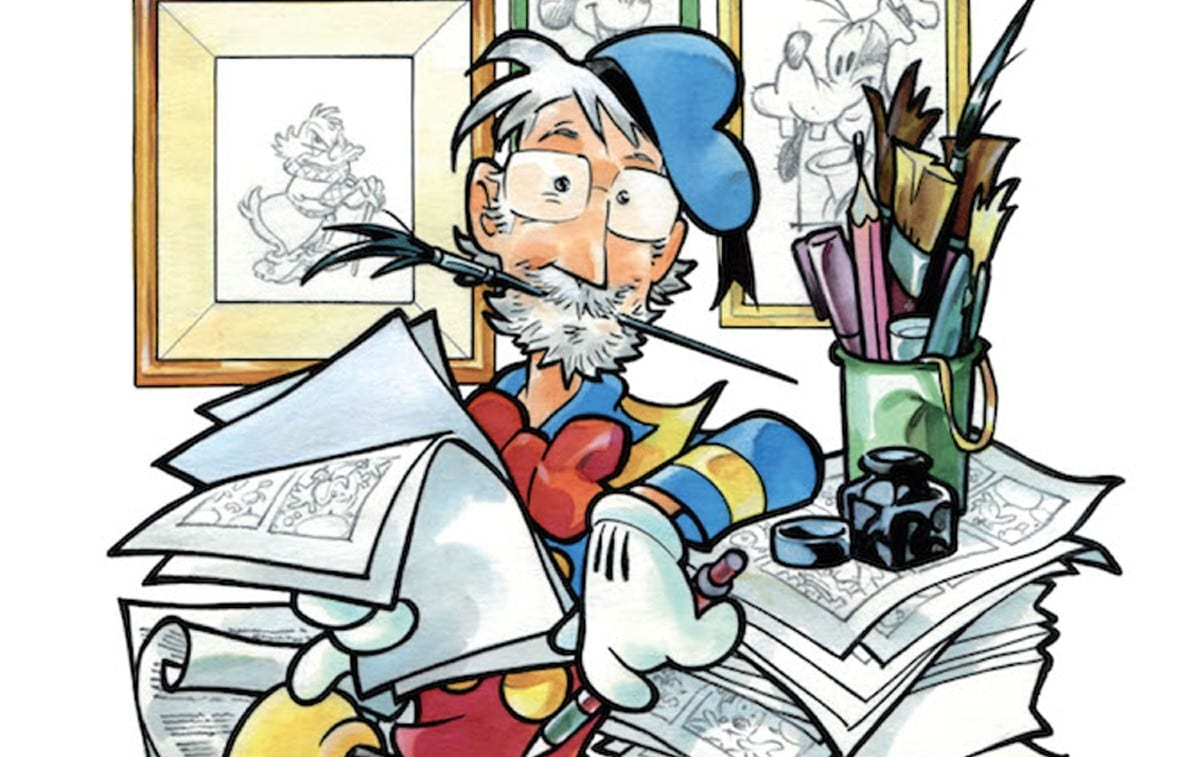 Il grande Cavazzano: le storie del maestro del fumetto arrivano in edicola
