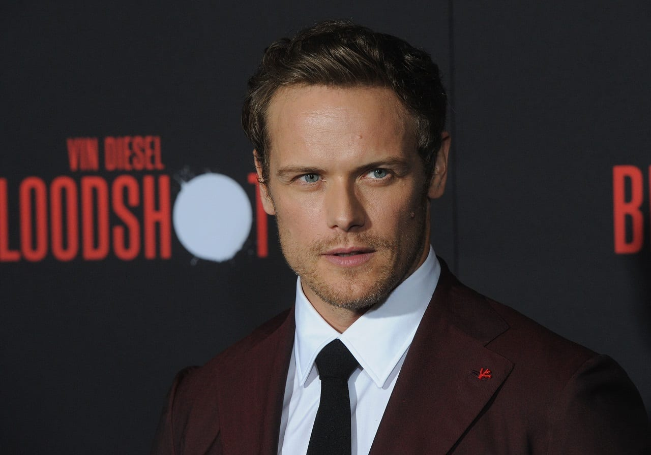 James Bond: Sam Heughan si candida come successore di Daniel Craig