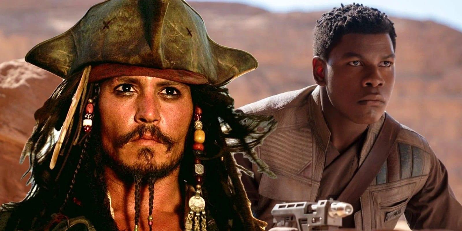 John Boyega ha deciso di fare l'attore guardando Johnny Depp
