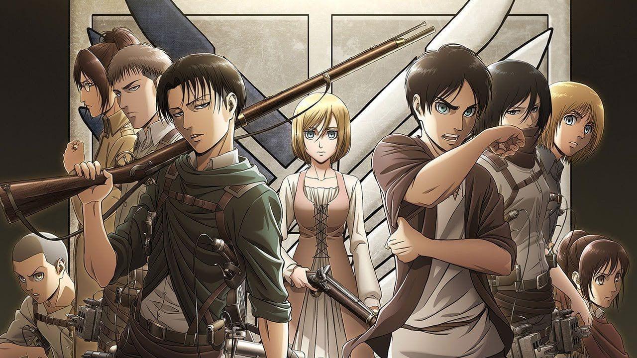 L'Attacco dei Giganti, la fine del manga è molto vicina