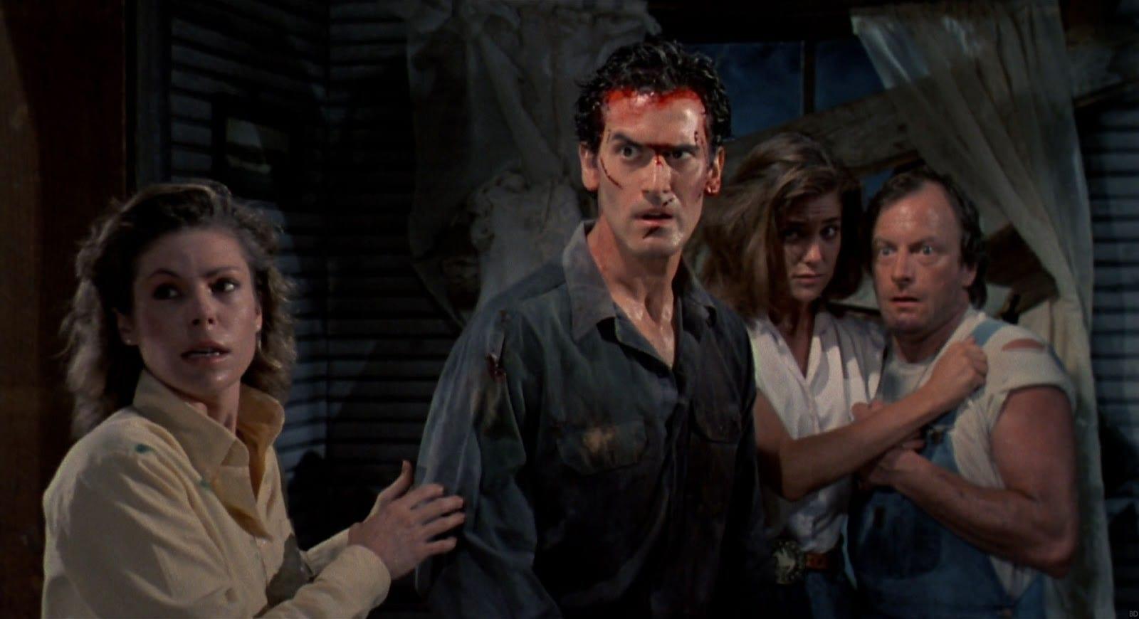 La Casa, l'honest trailer della saga horror-comedy di Sam Raimi