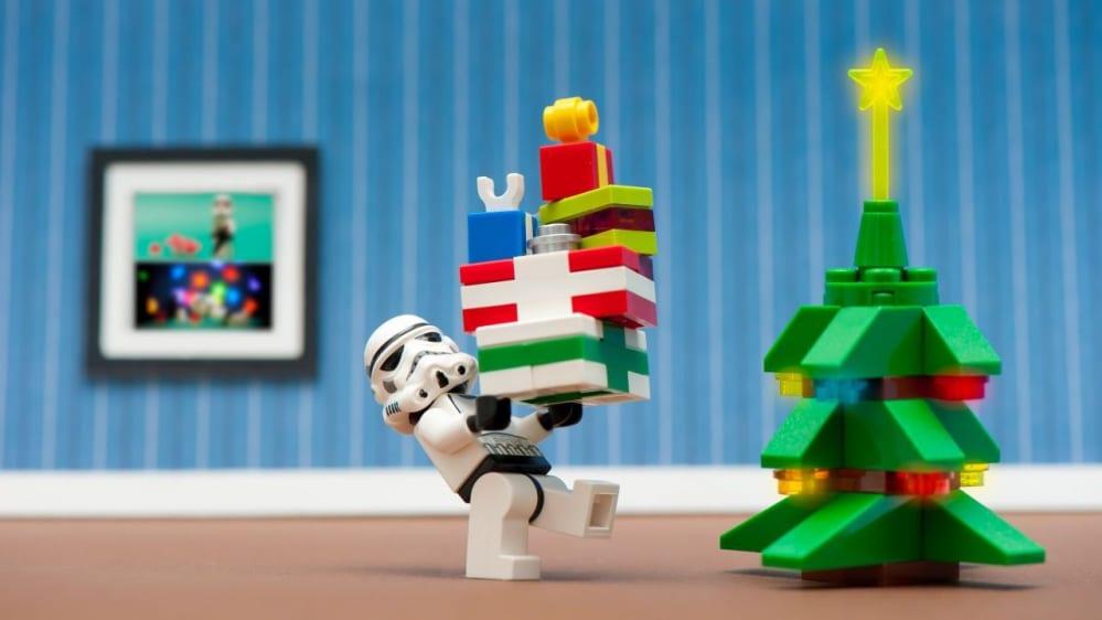 Regali di Natale LEGO