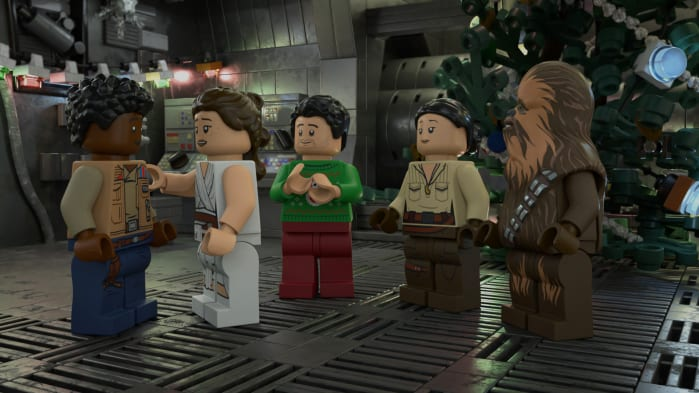 LEGO Star Wars - Christmas Special Party