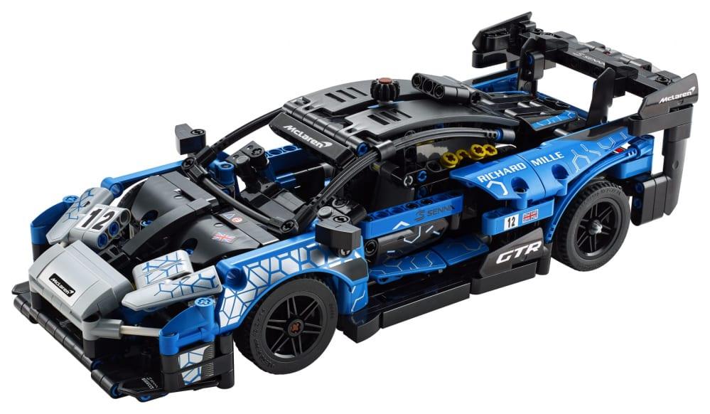 LEGO McLaren Senna GTR