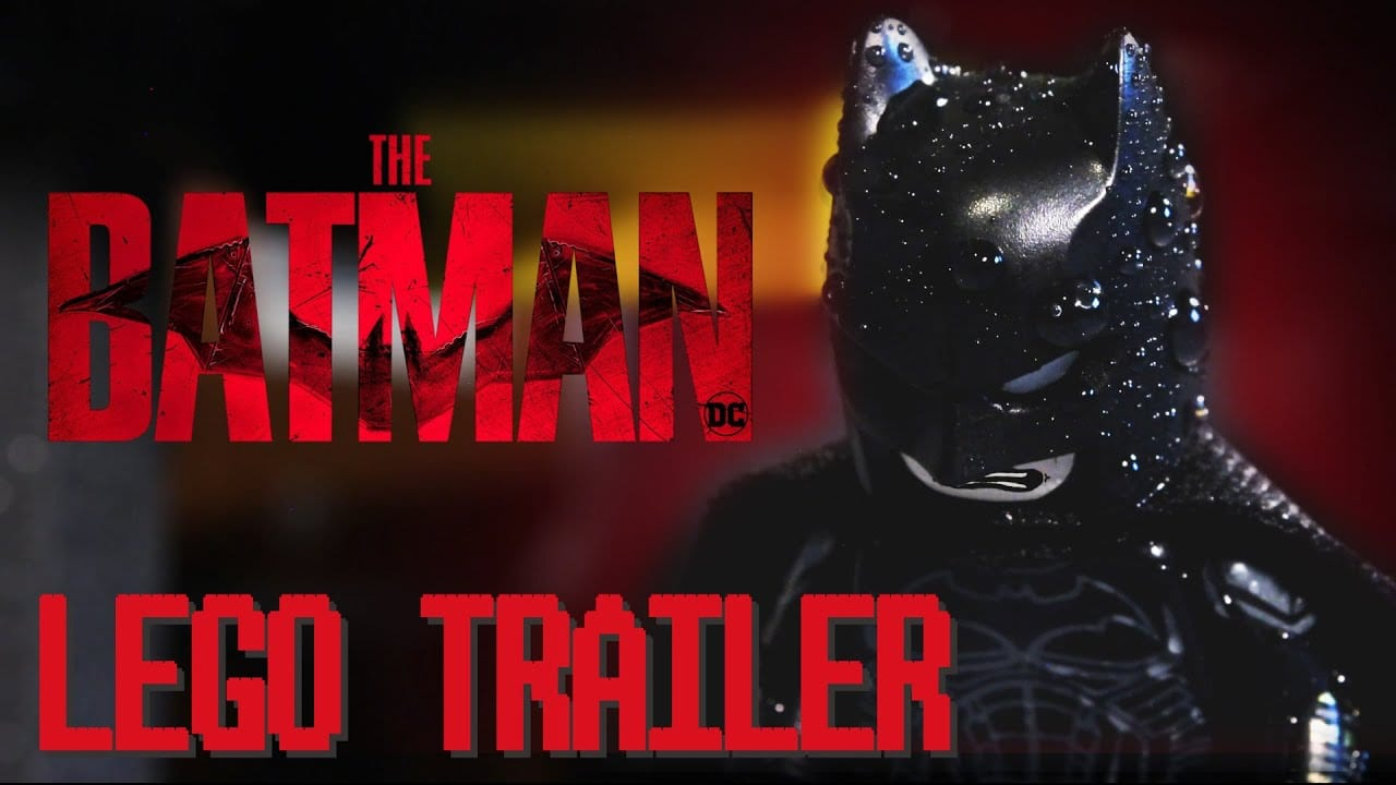 The Batman: i fan LEGO ricreano il primo trailer in modo epico