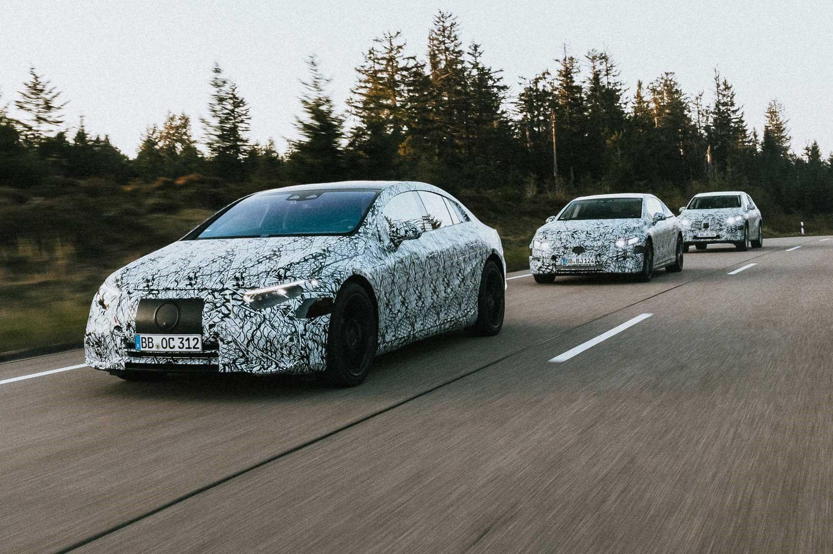 Mercedes vuole presentare un SUV elettrico ad alte prestazioni, sarà l'erede della Classe R