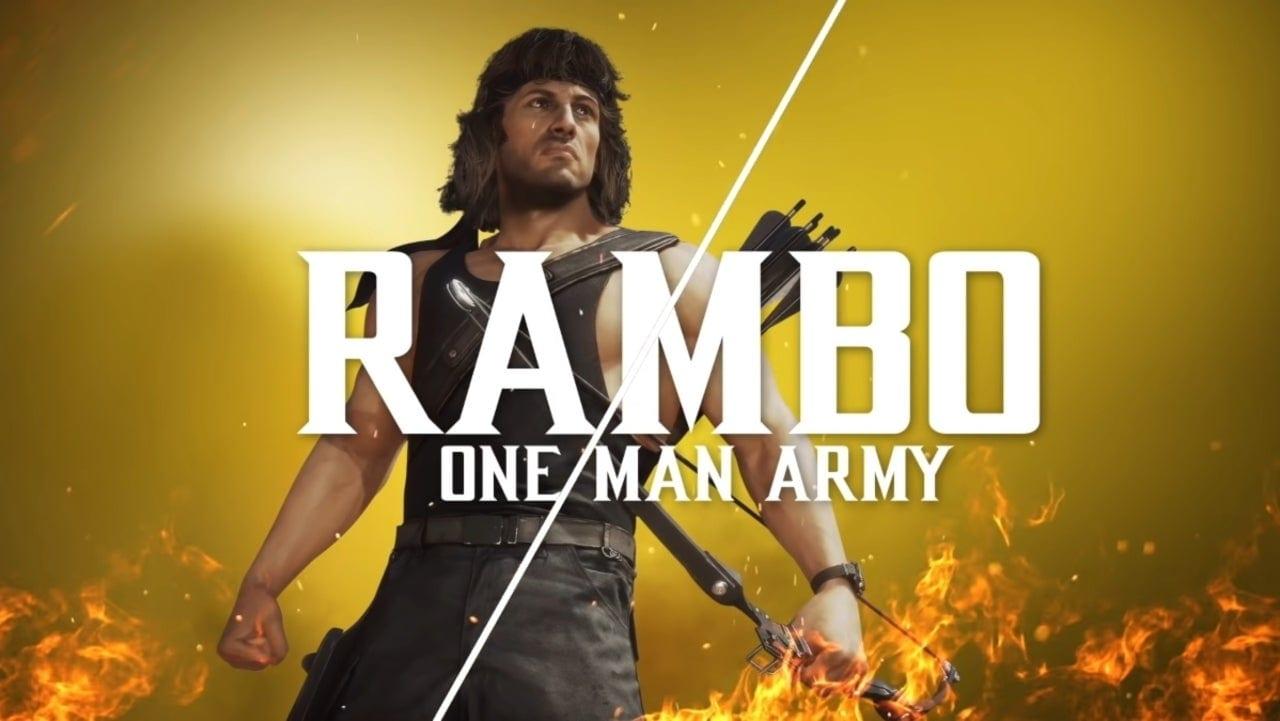 Mortal Kombat 11 rivela la nuova brutalità di Rambo