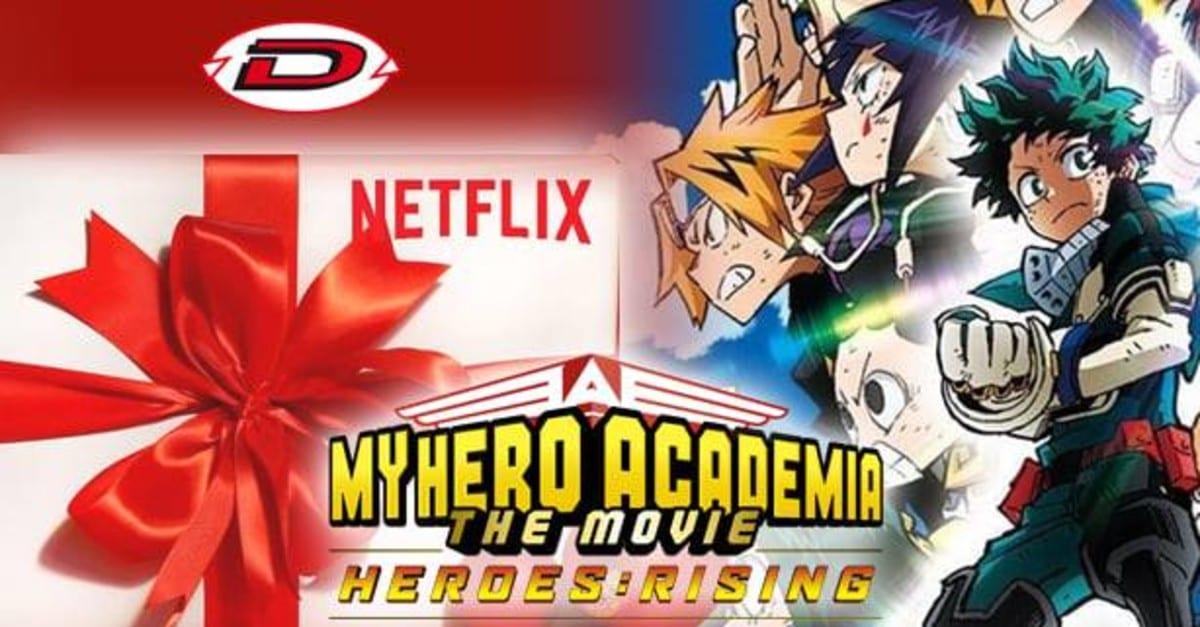 Si arricchisce il catalogo anime di Netflix.
