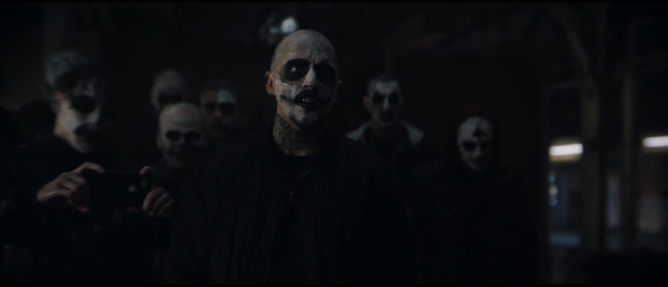 The Batman gang