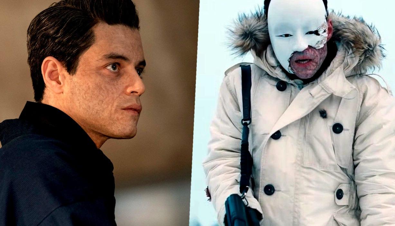 No Time to Die: Rami Malek è il cattivo più grande visto fino ad ora