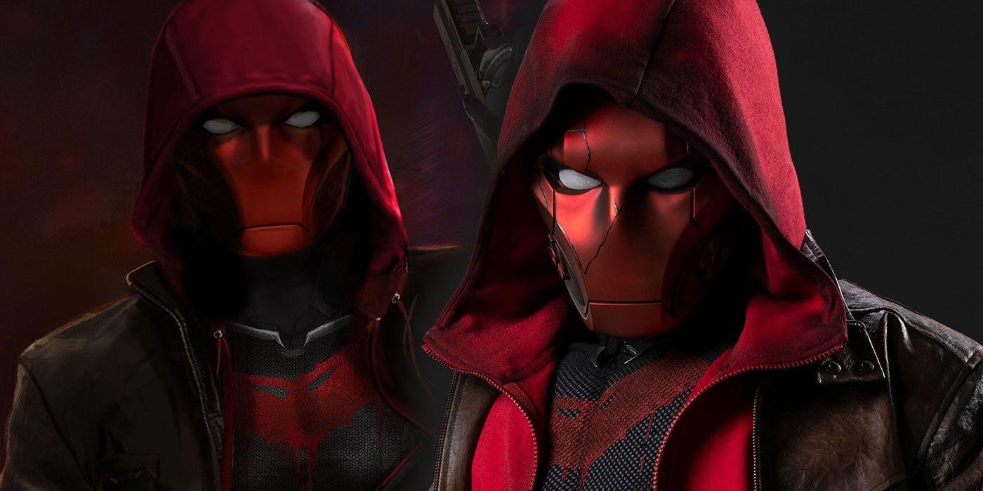 Titans: Curran Walters rivela una foto dettagliata di Red Hood