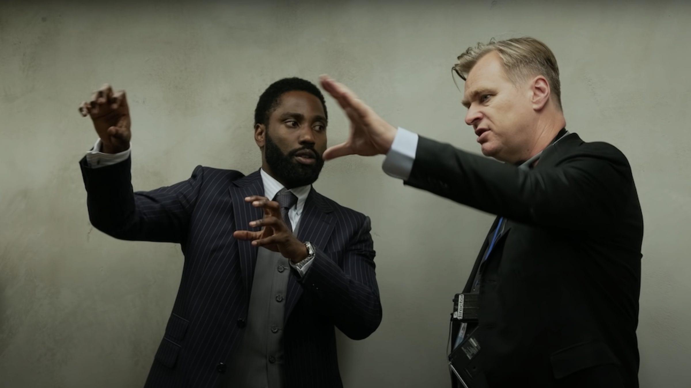 Tenet: Christopher Nolan difende i risultati del botteghino