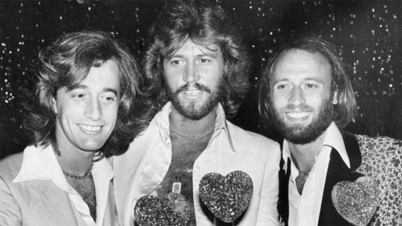 The Bee Gees: poster e trailer del documentario sul gruppo musicale