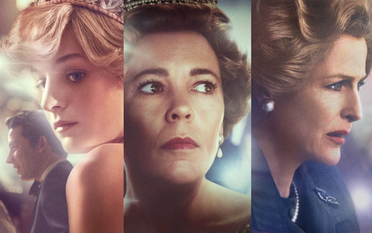 The Crown 4, la recensione: God save the Queen!