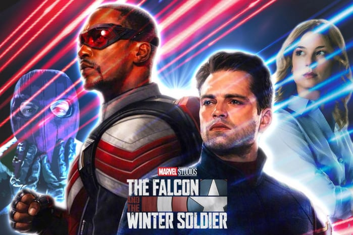 Serie tv Marvel: Falcon and the Winter Soldier