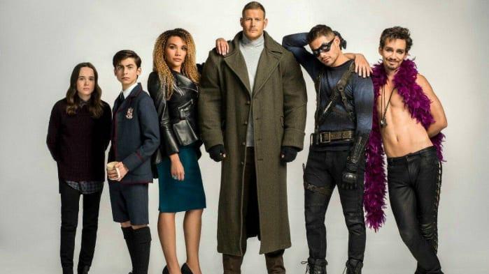 the umbrella academy serie tv più attese 2021