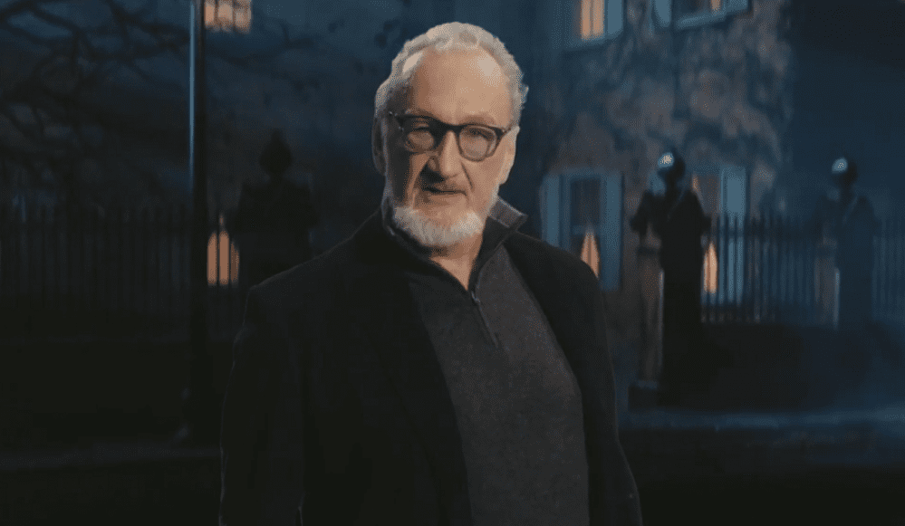 Robert Englund, Stranger Things