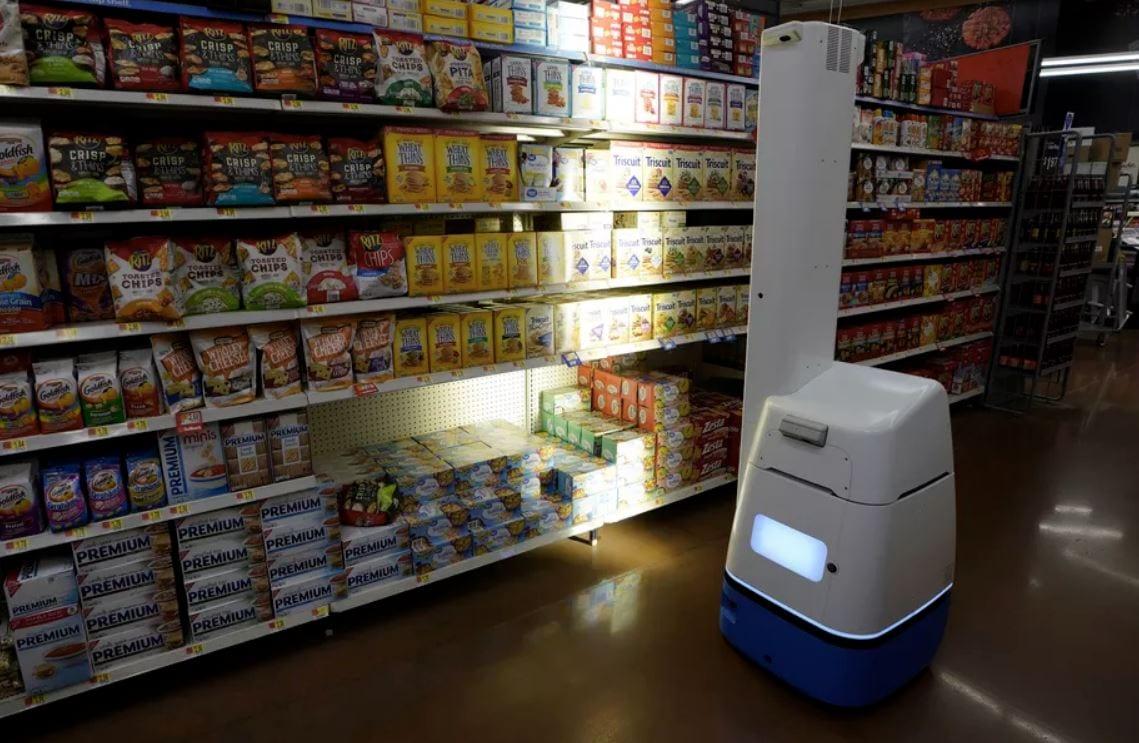 Walmart aveva provato a sostituire i dipendenti con dei robot: esperimento fallito