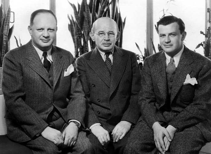 Herman, Franz e Joseph Mankiewicz