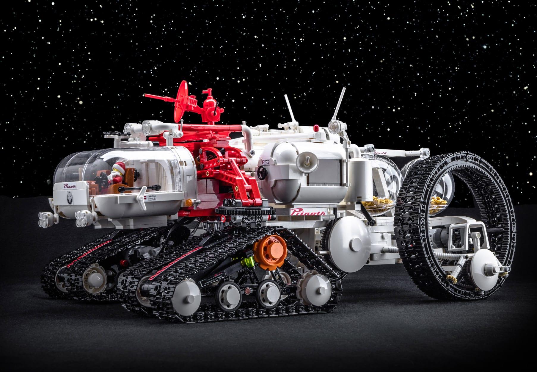 LEGO Prinoth Arctic Crawler