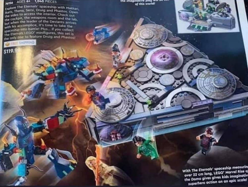 LEGO Eternals