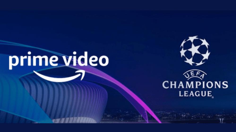 Amazon Prime Video, Champions League