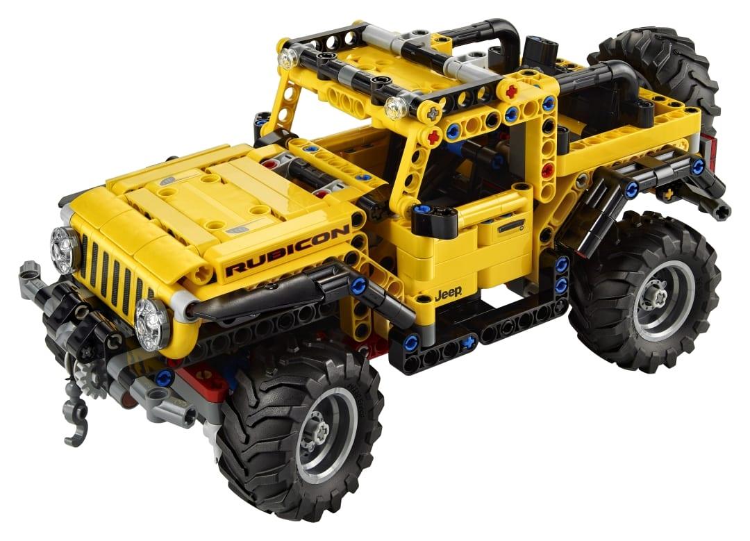 leog technic jeep wrangler
