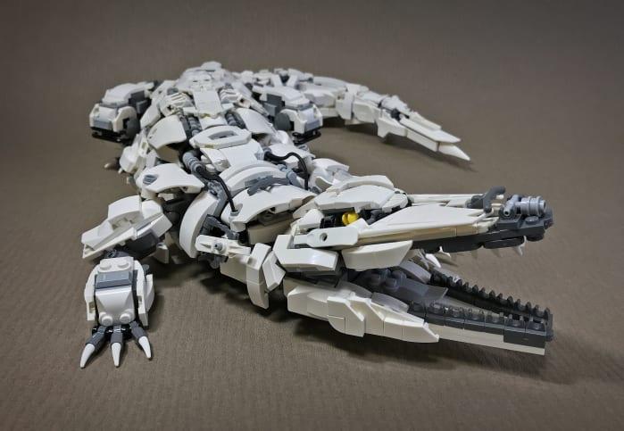 Animali robotici LEGO