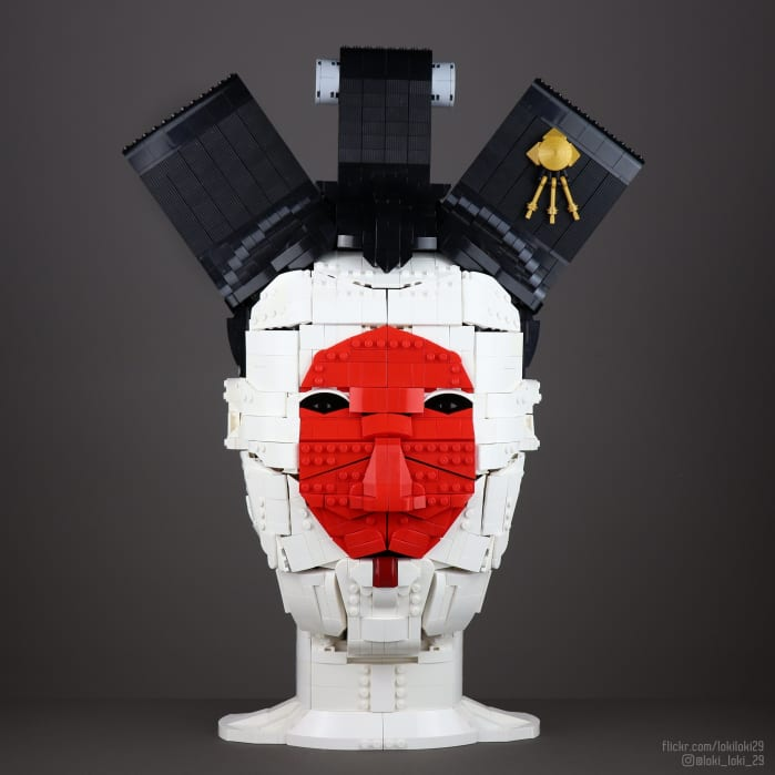 LEGO Ghost in the Shell