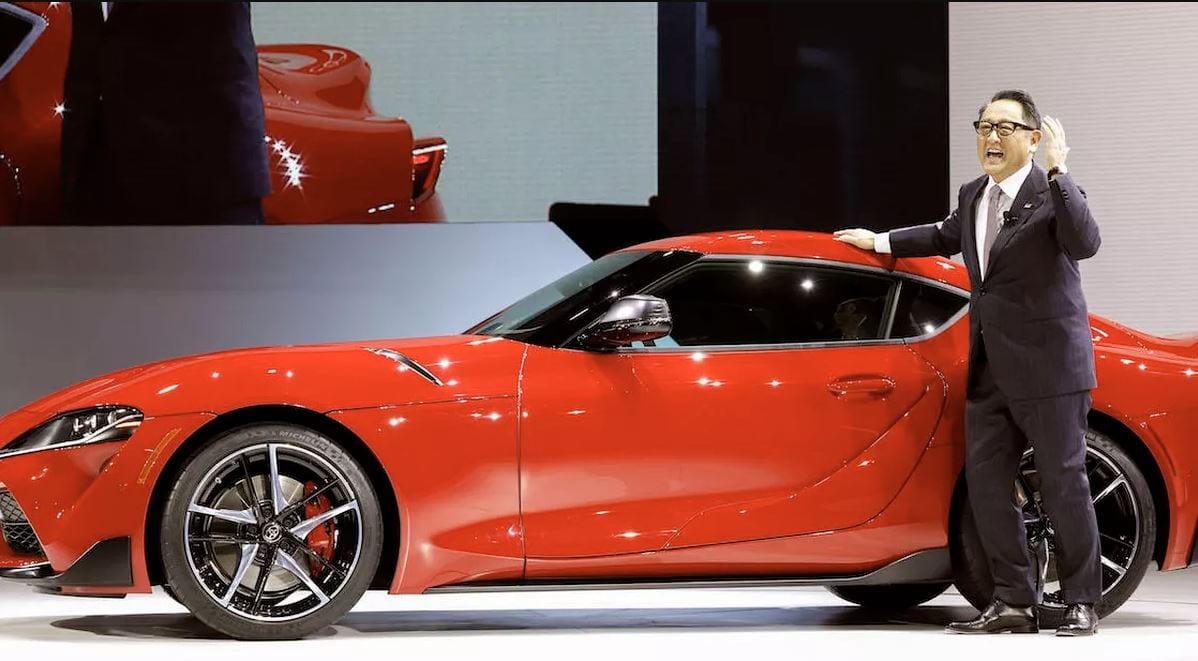 """Toyota, parla il CEO: """"se verranno bandite le auto a benzina crolla l'industria"""""""