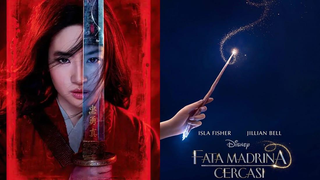 Mulan e Fata Madrina Cercasi: disponibili le colonne sonore dei film