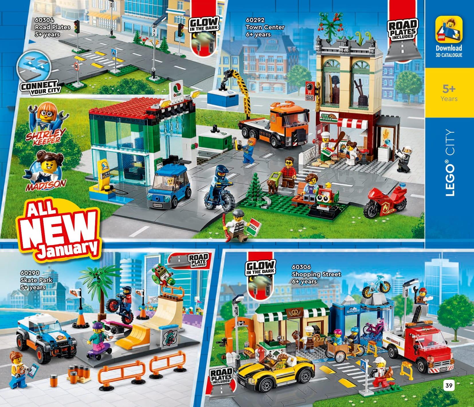 Lego 2021