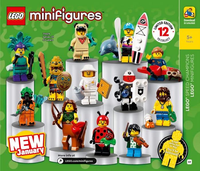 Novità LEGO 2021