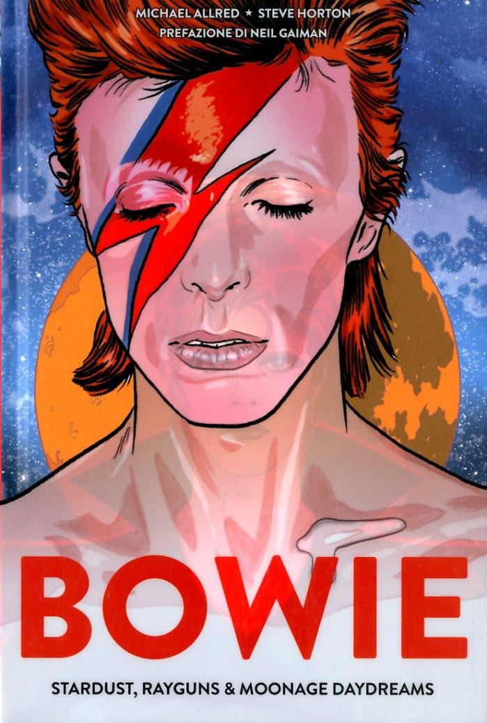 top 10 graphic novel straniere 2020 - BOWIE