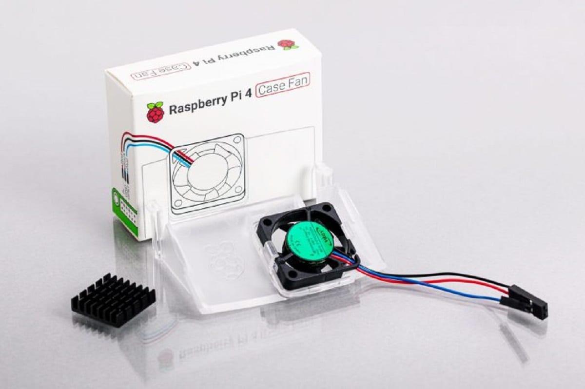 Raspberry Pi 4, arriva la ventola per prevenire il surriscaldamento