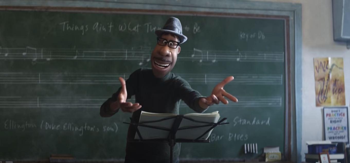 """Soul, la nuova clip del film Pixar è un invito a """"perdersi nella musica"""""""