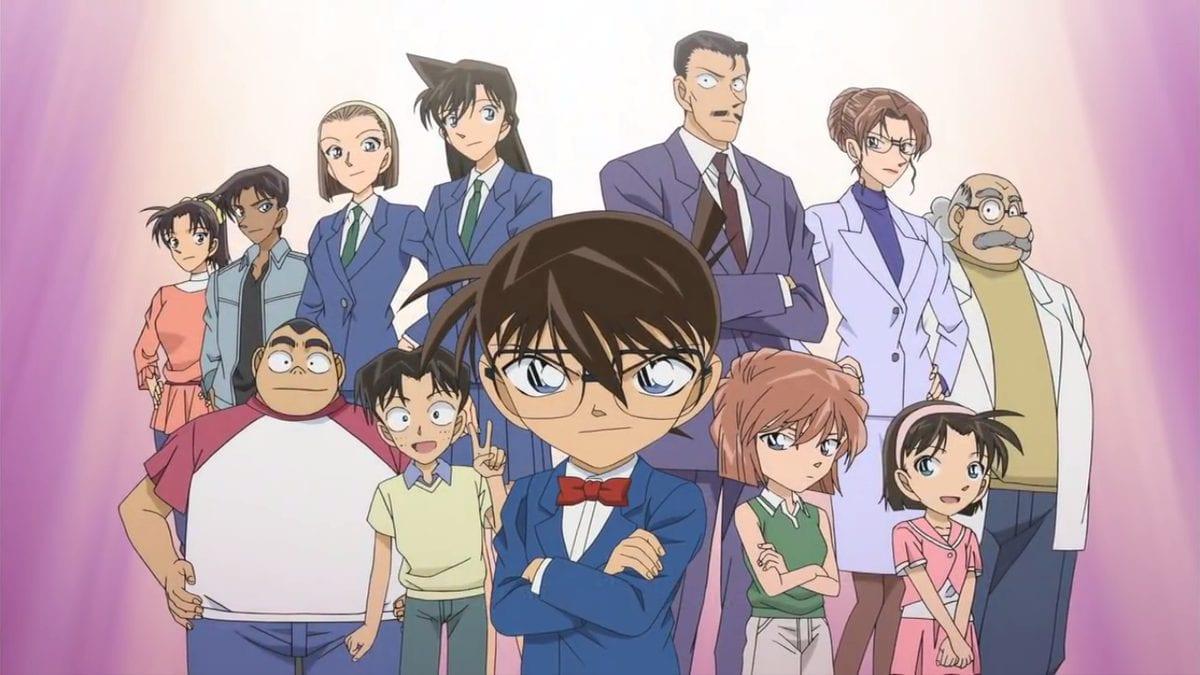 Detective Conan: l'anime festeggia i 25 anni e i 1000 episodi