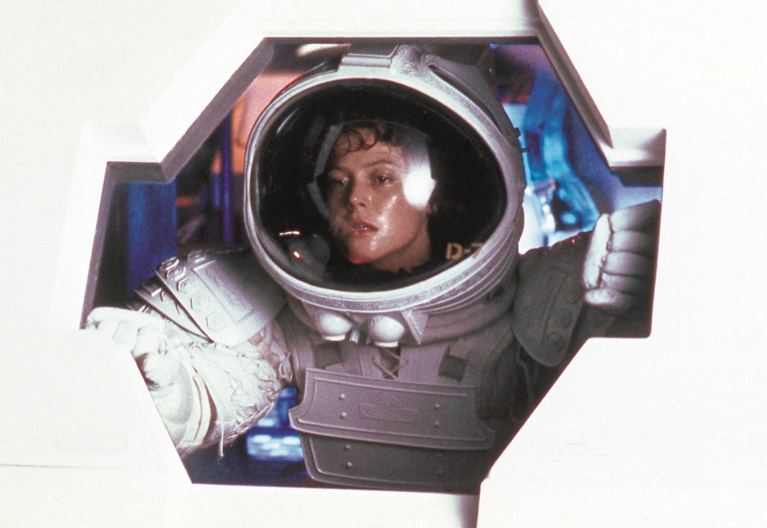 Alien Dietro le Quinte - Ripley