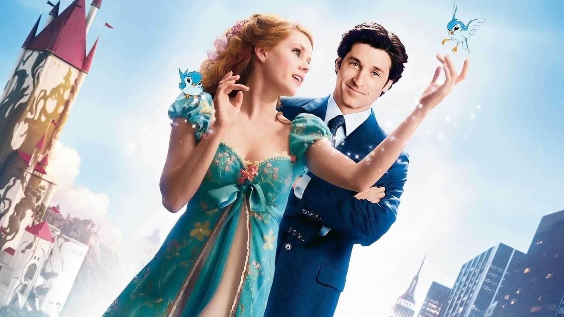 Come d'incanto 2: prima foto di Amy Adams dal set del sequel del film cult Disney